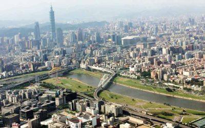 臺灣(台北、高雄)與香港房價比較