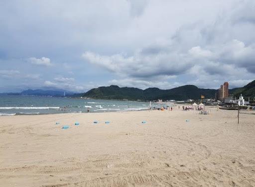 Taiwan Feicueiwan Beach