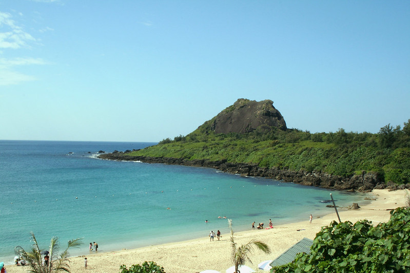 Taiwan Kenting beaches