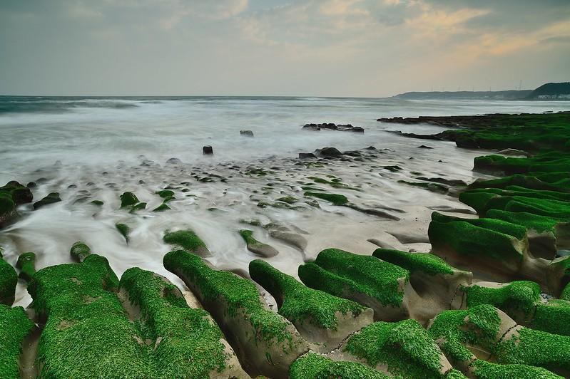Taiwan Laomei Beaches