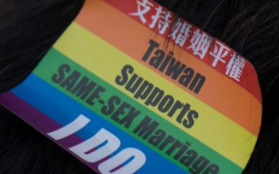 Taiwan Celebrates One Year with Same Sex Marriage